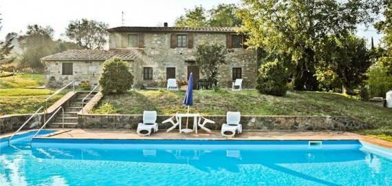 Toskana Ferienhaus Casetta Mealli