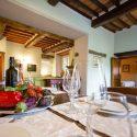 Toskana Bauernhaus - Ferienwohnung Casa Rosa 1
