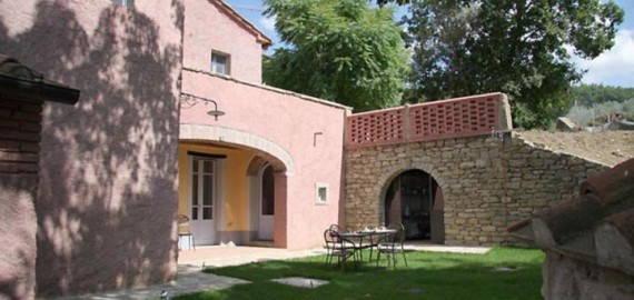Ferienwohnung Casa Rosa 1
