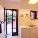 Ferienwohnung Arselle - Eingang zur Küche