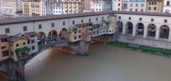 Ferienwohnung Florenz - Ponte Vecchio