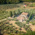 Toskanisches Landhaus Casa del Re, Lage