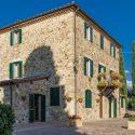 Toskanisches Landhaus Casa del Re, Aussenansicht