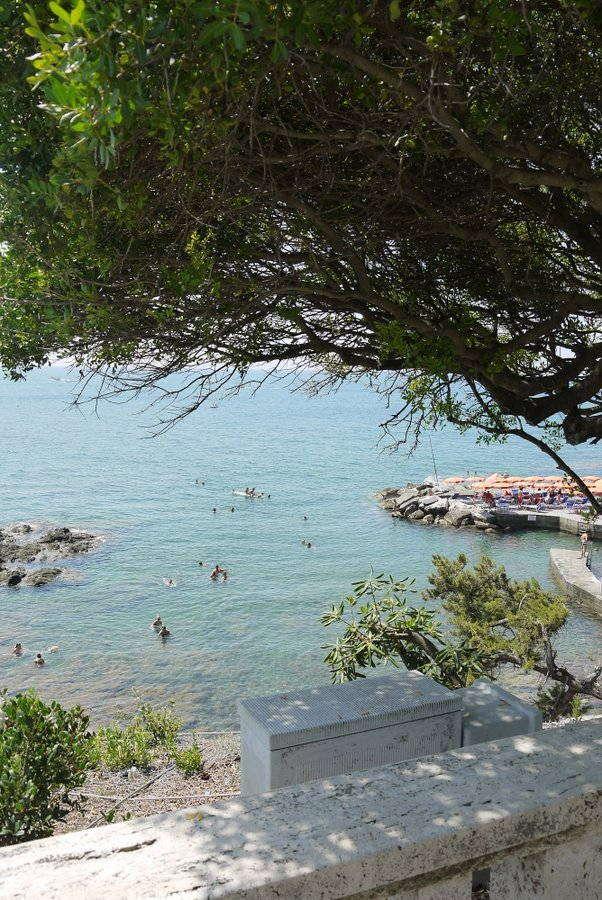 Badevergnügen in Castiglioncello