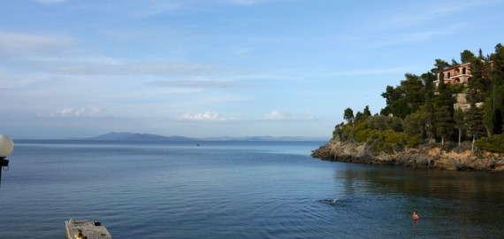kleine Bucht bei Porto Santo Stefano, Monte Argentario