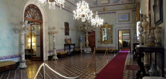 Palazzo Viti in Volterra