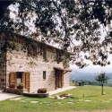 Toskana Ferienwohnungen Piandigoro im Val d'Orcia