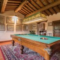 Ferienhaus Villa Roncosi - das Billardzimmer