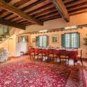 Ferienhaus Villa Roncosi - große Tafel für gemeinsame Mahlzeiten