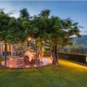 Ferienhaus Villa Roncosi - Nachtimpressionen