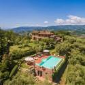 Toskana Landhaus Pistoia- Villa Roncosi
