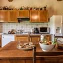 Ferienhaus Villa Roncosi - Küche Nr. 1