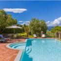 Ferienhaus Villa Roncosi mit privatem Pool