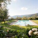Toskana Agriturismo Ferienwohnung Fugina, Aussenansicht
