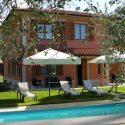 Ferienhaus Casentino - Swimmingpool