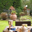Ferienhaus Casentino - Garten