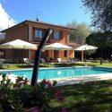 Ferienhaus Casentino, Pool