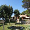 Ferienhaus Monte Argentario, Garten