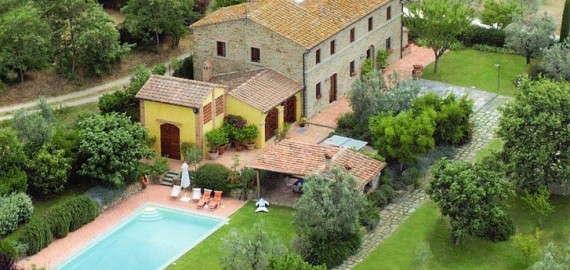 Ferienhaus Villa Panicale bei Limite sull'Arno