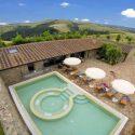 Toskana Ferienhaus Montaione - Villa Tabaccaia