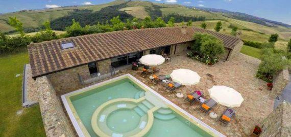Toskana Ferienhaus Montaione