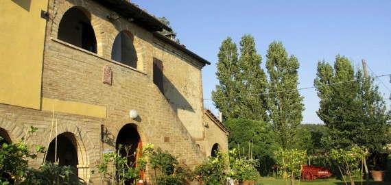 Ferienhaus Buonconvento - Casalunga