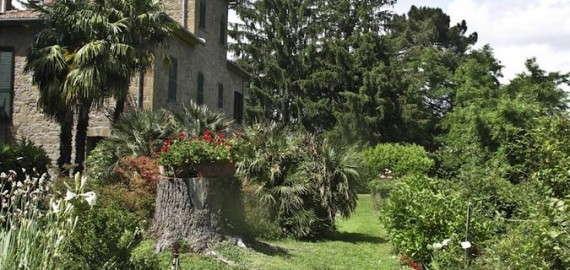 Italien Ferienvilla Tiffany mit herrlichem Garten
