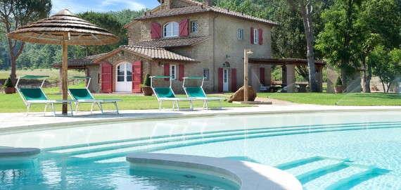 Montescudaio - Pool
