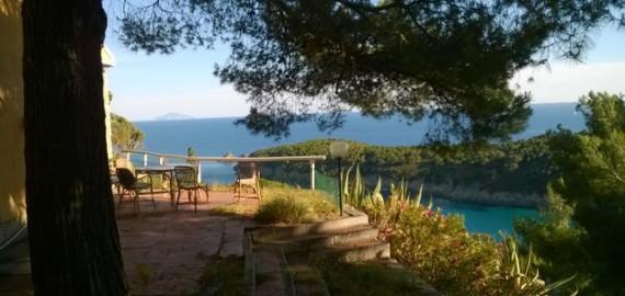 Villa Piero - fantastischer Meerblick