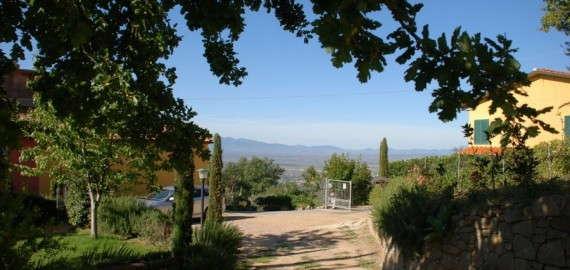 Herzlich Willkommen im Toskana Agriturismo - Ferienwohnung Cipriano