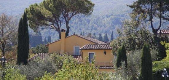 Toskana Villa in Cetona