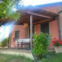 Chianti Ferienhaus Corbezzolo, Aussenansicht