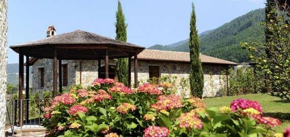 Ferienhaus Villetta Margherita in der Provinz Lucca