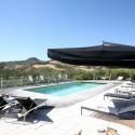 Villa Colombaiolo, Pool mit herrlicher Aussicht