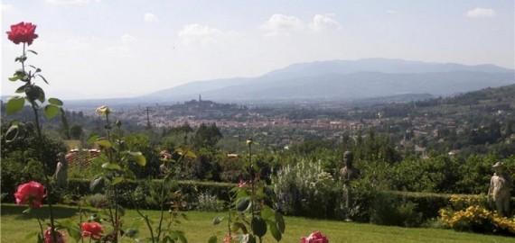 Ferienhaus Villa Forte, Garten