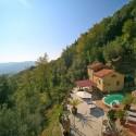 Toskana Ferienhaus Camaiore - Casa Rocca