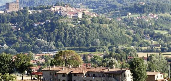 Villa Antico Fio bei Poppi, Provinz Arezzo