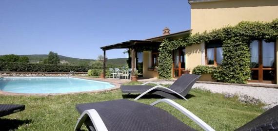 freistehendes Ferienhaus Villa Franca