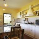 Ferienhaus Villa Franca - Küche mit Essplatz
