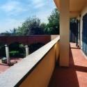Villa Versilia, Balkon in der 1. Etage