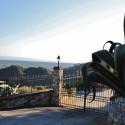 Ferienwohnung Seravezza - die Auffahrt zum Anwesen