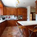 Villa Gloria - die Küche mit Essplatz