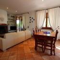 Villa Gloria - Essecke im Wohnraum