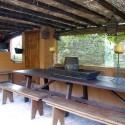 Ferienhaus La Casina - Grill mit Essplatz