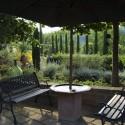 Relaxzone im Garten