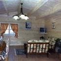 Ferienwohnungen Sovana - der Gemeinschaftsraum