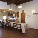 Toskana Landhaus Castel del Gallo - der Gemeinschaftsraum