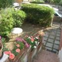 Ferienwohnung in Villa Mazzini - privater Eingang