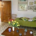 Ferienwohnung in Villa Mazzini - das Einzelzimmer