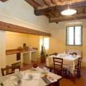 Villa Il Salicone - die kleine Küche